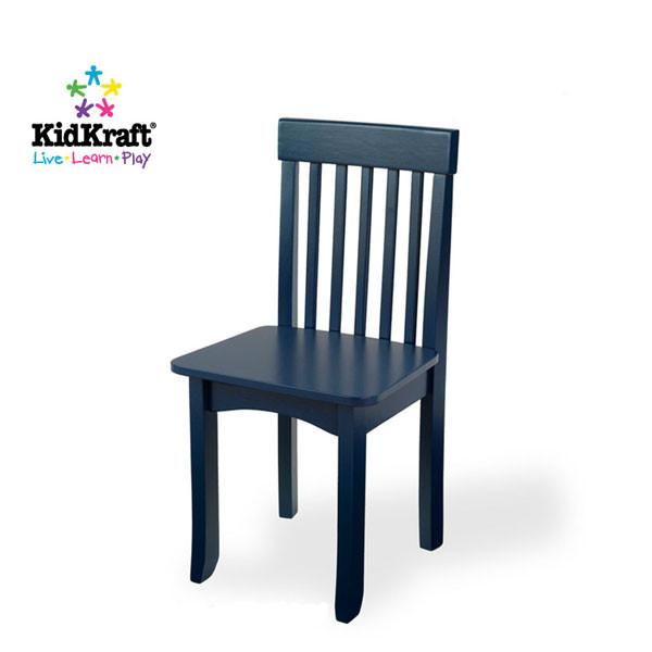 KidKraft Avalon Chair - Blueberry 16654