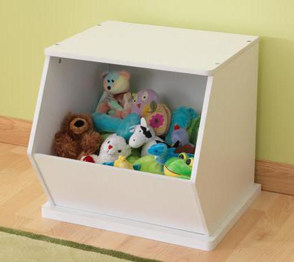 KidKraft 14177 White Single Storage Unit - Peazz.com