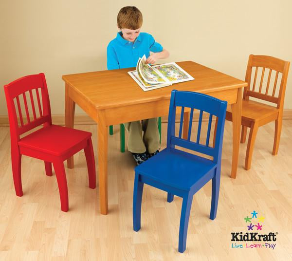 KidKraft Euro Honey Table & 4 Chairs 26175