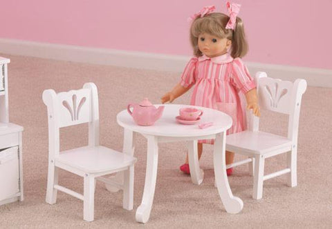 KidKraft 60133 Lil Doll Table and Chair Set - Peazz.com