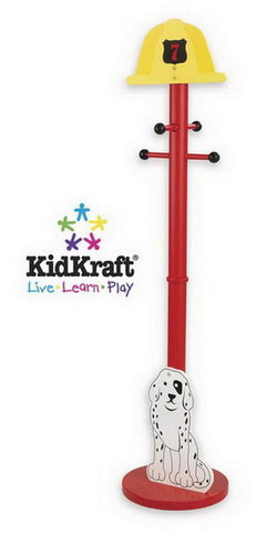 Kidkraft 76022 - 12 in. Firefighter Clothes Pole - Peazz.com