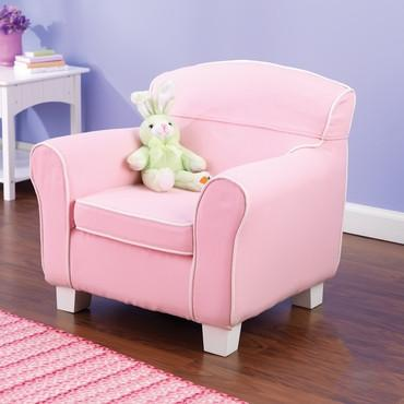KidKraft 18601 Laguna Chair with Pink Piping & slip cover