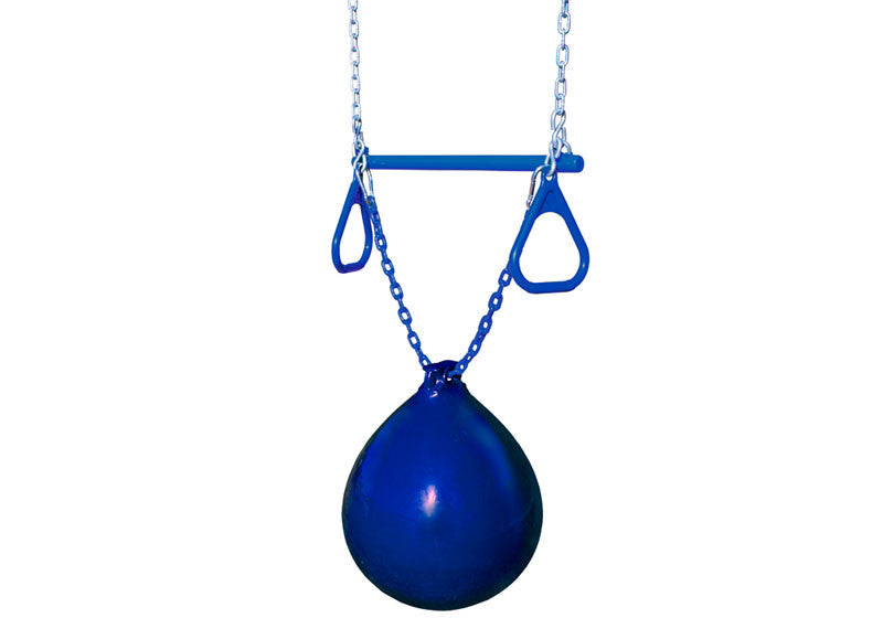 Gorilla Playsets 04-0012 Buoy Ball With Trapeze Bar