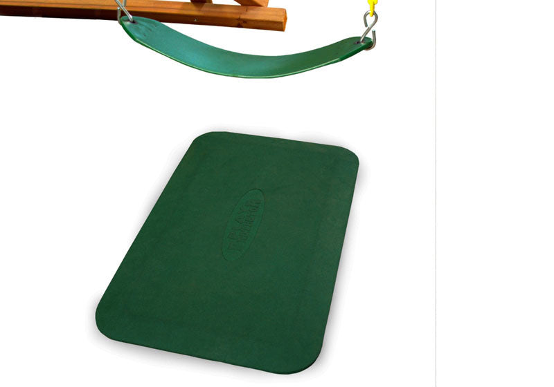 Gorilla Playsets 09-0012 Protective Rubber Mats (2 Pack)