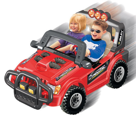 Dominator 12 Volt 9540 Parental Remote Control Safety Control Ride On Car - Peazz Toys