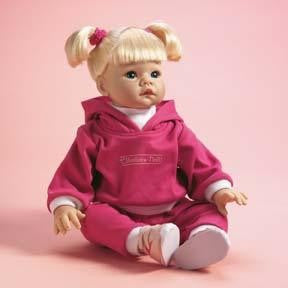 Middleton Doll 91781 Reagan Blonde