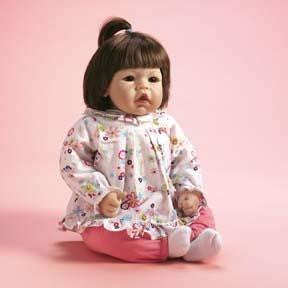 Middleton Doll 91925 Little Katherine Brunette - Peazz Toys