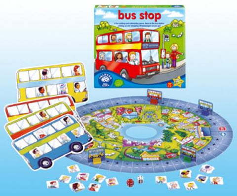 Orchard Toys Bus Stop 032 - Peazz Toys