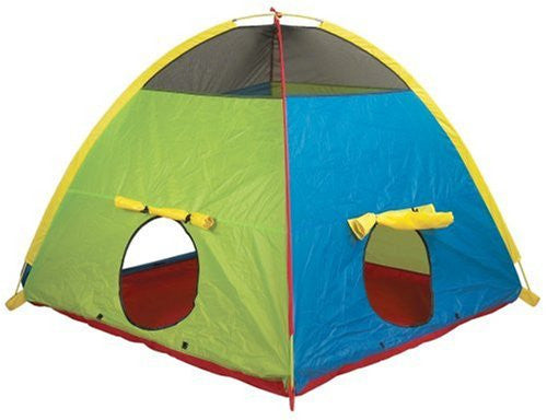Pacific Play Tents 40205 Super Duper 4 Kid Play Tent