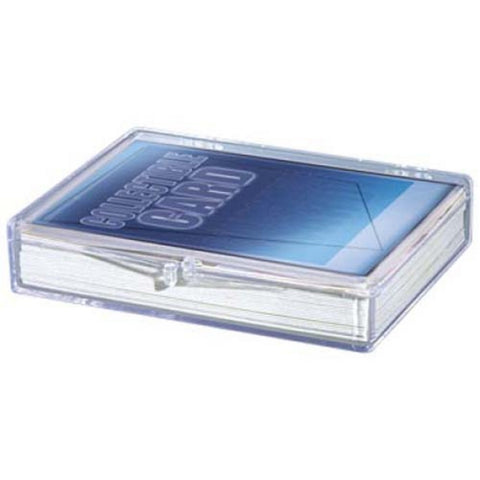 Ultra Pro 35Ct Snap Hinged Card Case (100/Case) - Peazz Toys