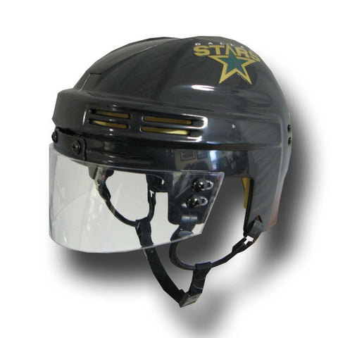 Official NHL Licensed Mini Player Helmets - Dallas Stars - Peazz Toys