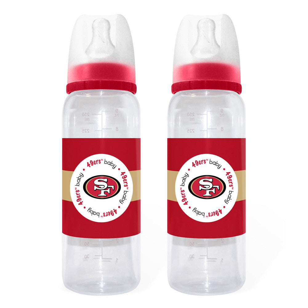2 Pack of Bottles San Francisco 49ers