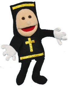 "14"" Bible Puppet - Peazz Toys"