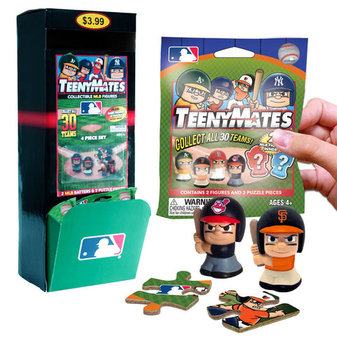 TeenyMates Collectible MLB Figures - Peazz Toys