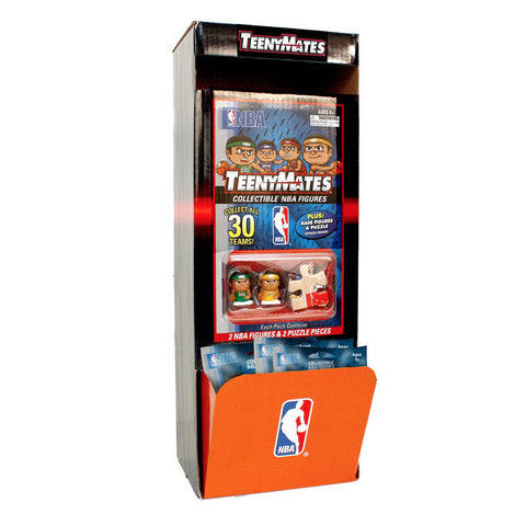 Teenymates Gravity Box NBA Series 1 - Peazz Toys