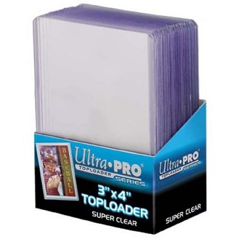 Ultra Pro3X4 Topload Card Holders (25) - Peazz Toys