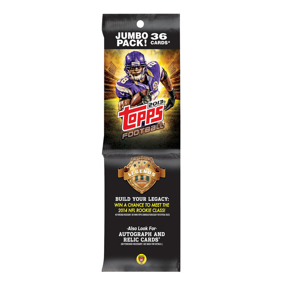 2013 Topps Football Value Pack