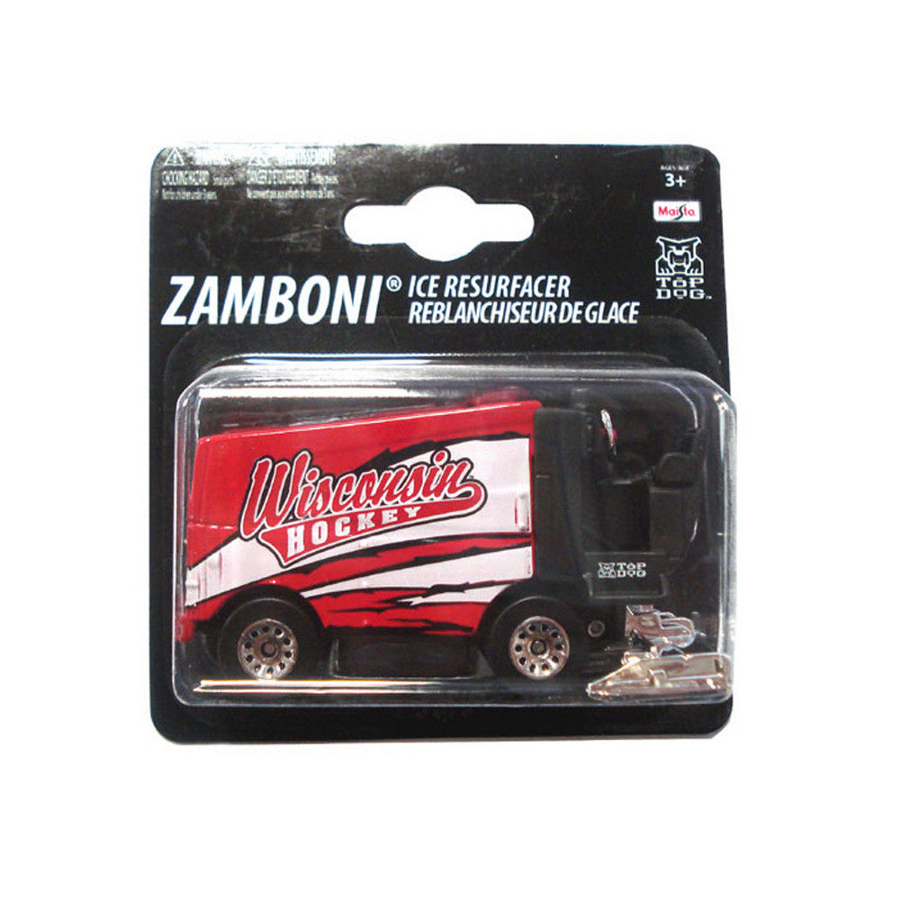 150 Zamboni By Top Dog University of Wisconsin Badgers