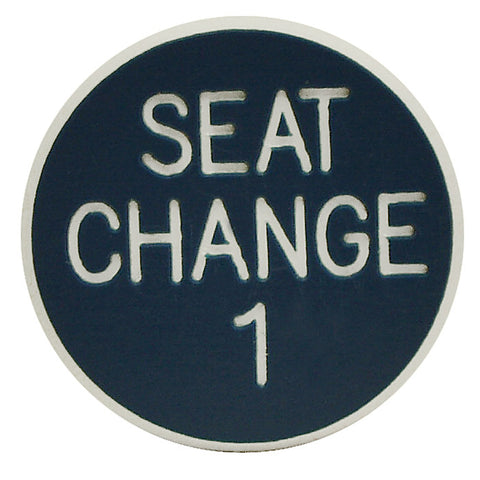 Trademark Poker TMC-10-1Stsc 1St Seat Change Button - Peazz Toys