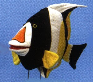 "16"" Angel Fish Puppet - Peazz Toys"