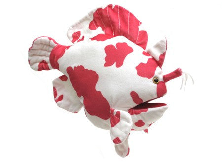 16 Spitlure Frogfish Puppet