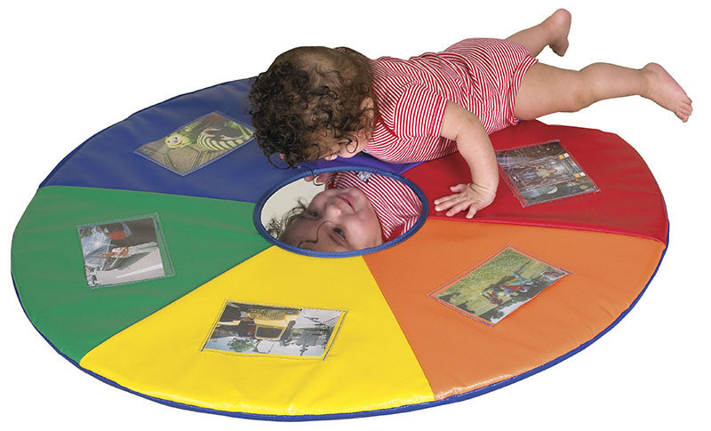 ECR4Kids ELR-12629 Softzone¨ Picture Me Play Mat
