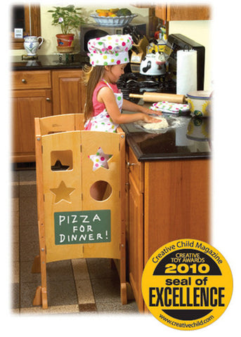 Guidecraft Kitchen Helper - Peazz Toys