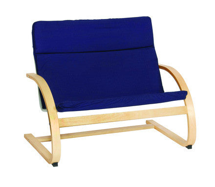 Guidecraft G6452 Nordic Couch Blue