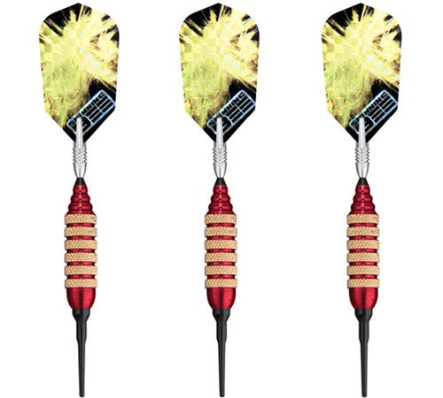 Viper Spinning Bee Red Soft Tip Darts 16 Gram