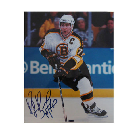 Autographed Ray Bourque 8x10 unframed Boston Bruins Photo - Peazz Toys
