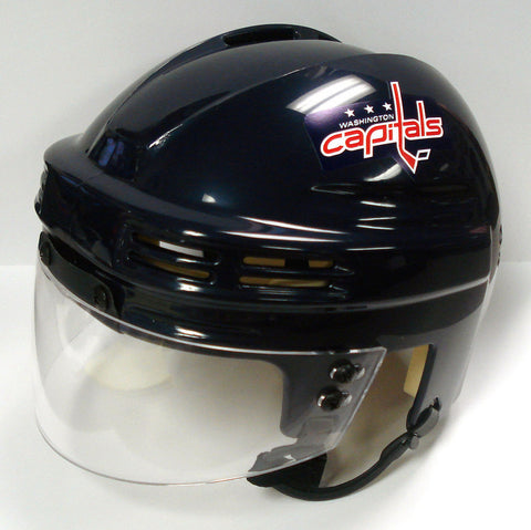 Official NHL Licensed Mini Player Helmets - Washington Capitals - Peazz Toys