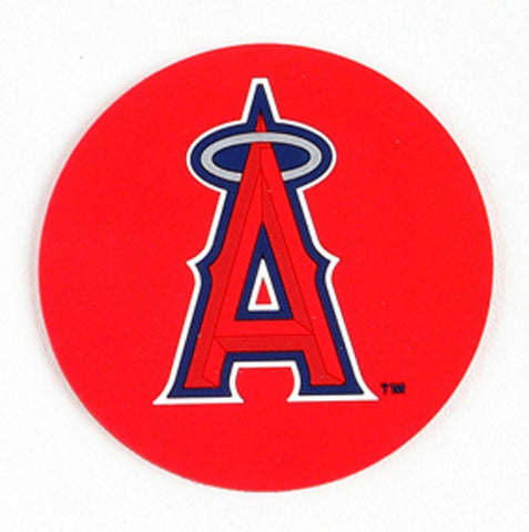 Los Angeles Angels of Anaheim Coasters Set of 4 - Peazz Toys