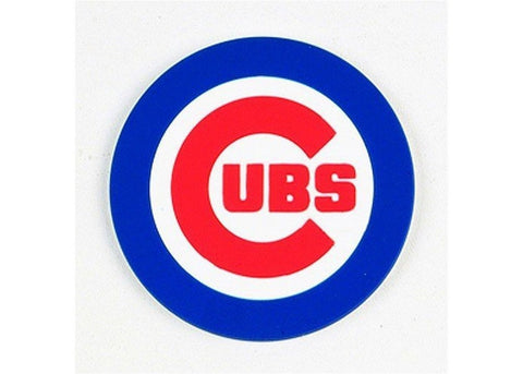 Chicago Cubs Coasters Set of 4 - Peazz Toys