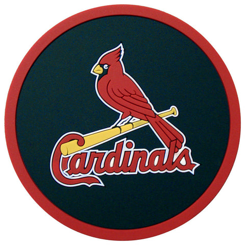 St Louis Cardinals Coasters Set of 4 - Peazz Toys