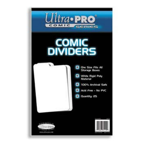Ultra Pro Comic Divider - Peazz Toys