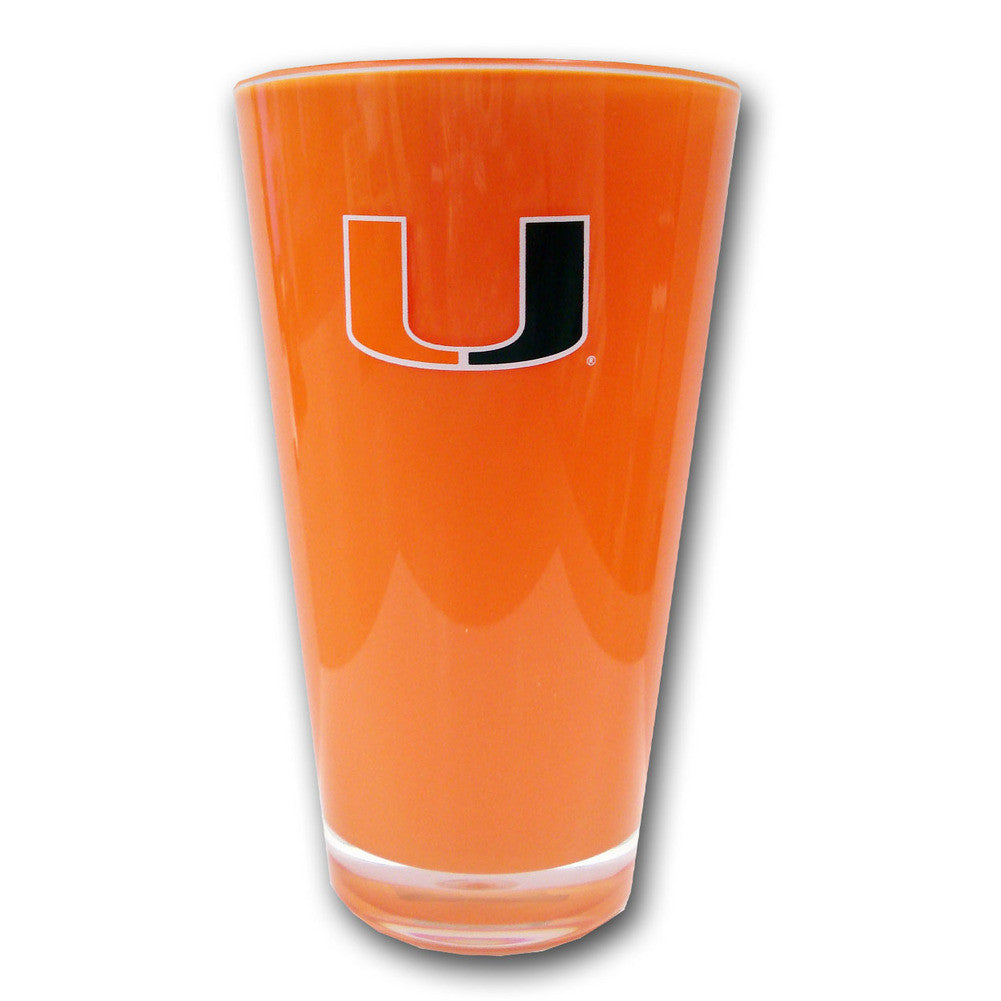 20 Oz Single Tumbler Miami Hurricanes