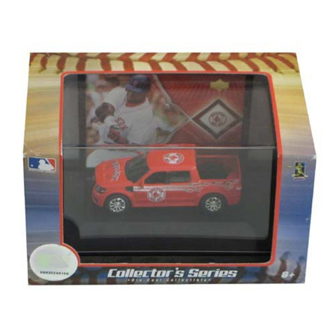 MLB Ford Svt Adrenalin Concept With David Ortiz Card In Display - Boston Red Sox - Peazz Toys