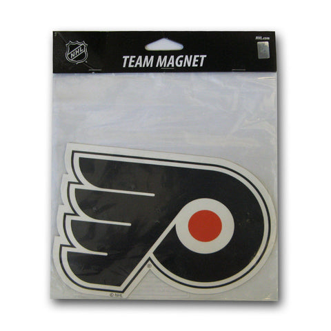 "Philadelphia Flyers 2012 6"" Team Logo Magnet - Peazz Toys"