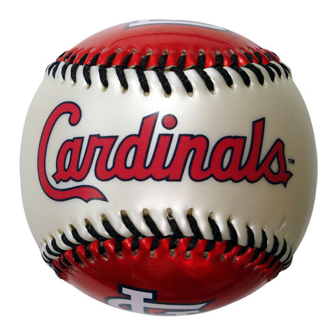 Franklin Soft Strike Baseball - St. Louis Cardinals - Peazz Toys