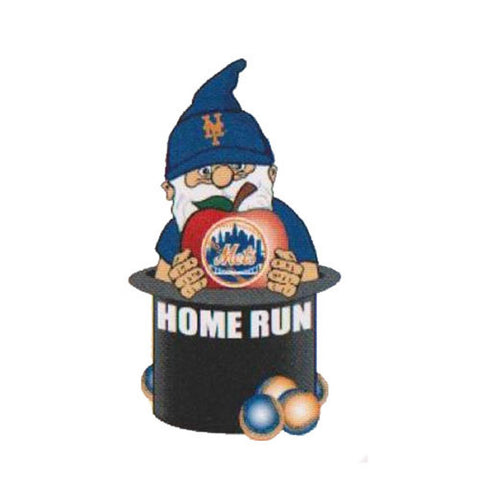 Thematic Gnomes - New York Mets - Peazz Toys