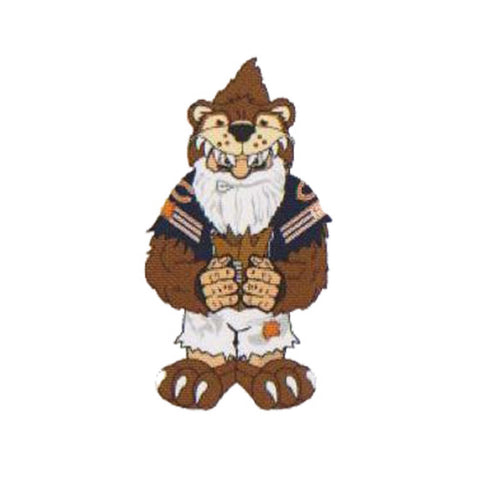 Thematic Gnomes - Chicago Bears - Peazz Toys