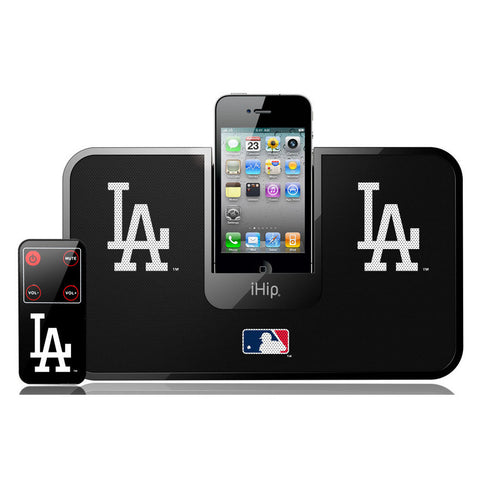 Portable Premium Idock With Remote Control - Los Angeles Dodgers - Peazz Toys