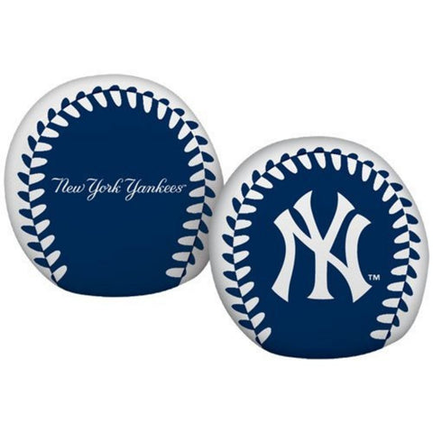 "Rawlings 4"" Quick Toss Softee Baseball - New York Yankees - Peazz Toys"