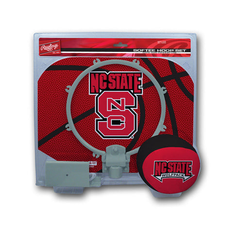 North Carolina Wolfpack Slam Hoop - Peazz Toys