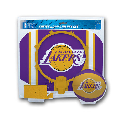 Slam Hoop Set Lakers - Peazz Toys