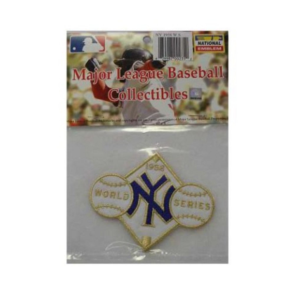 1958 Yankees World Series Patch