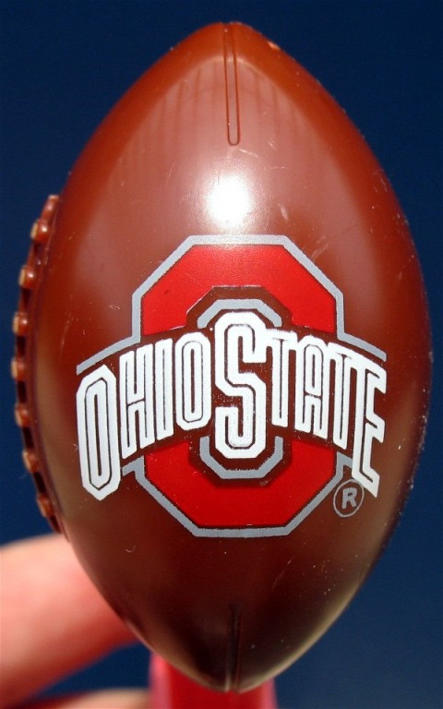12 Packs of Ncaa Pez Candy Dispensers Ohio State