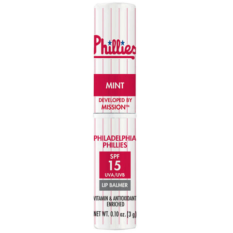Mission Lip Balm - Philadelphia Phillies - Peazz Toys