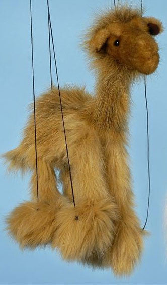 16 Camel Marionette Small