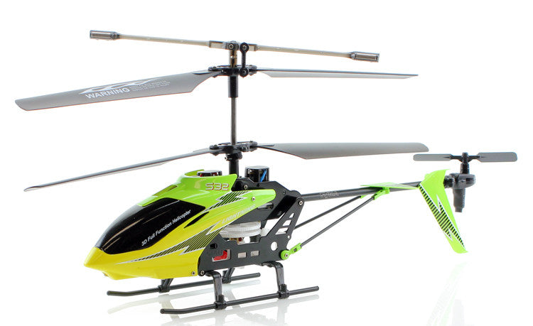 24Ghz 35ch Syma S032G Big Size RC Helicopter Green